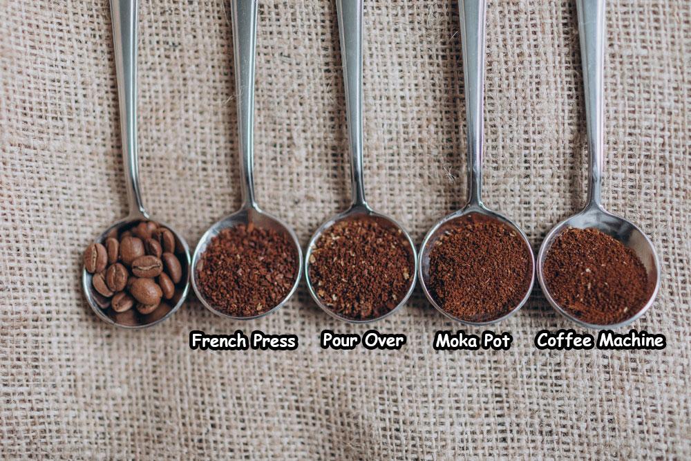 ความสำคัญของการบดกาแฟ